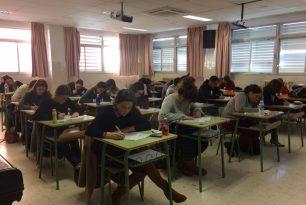 Últimos simulacros antes del examen FIR