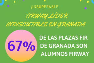 67% DE LAS PLAZAS FIR DE GRANADA SON FIRWAY